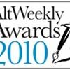 Jonathan Kauffman a Finalist for 2010 AltWeekly Awards
