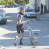 Cyclist Challenges Himself to S.F.'s Steepest Hills