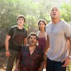 """""""Journey 2: The Mysterious Island"""": The Rock Saves Soulless Sequel"""