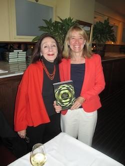 Joyce Goldstein with Emily Luchetti at Perbacco Restaurant - PHOTO COURTESY OF WAVERLEY AUFMUTH / ANDREW FREEMAN & CO.