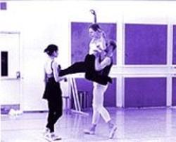 MARTY  SOHL - Julia Adam rehearses Night