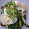 What to Have for Lunch Today: Jumbo Asparagus Sandwich from Local Mission Eatery