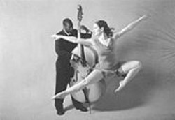CROWCOMODA - Jump to the Rhythm: Marcus Shelby and Susannah Blumenstock in A Night on the Barbary Coast.