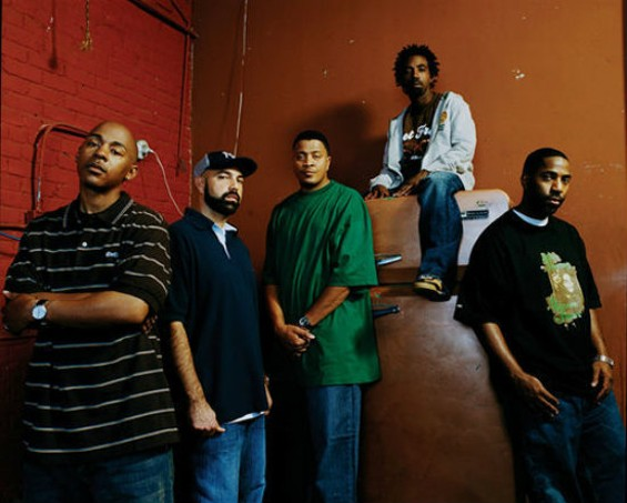 Jurassic 5 perform Friday, July 11, at the Greek Theatre.
