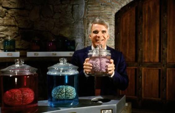 Just like Steve Martin, San Francisco's gotta lotta brains.
