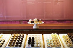 JEN SISKA - Kara's makes its cupcakes from scratch daily and sets them out like jewels behind glass cases.