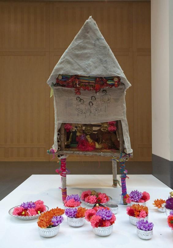 Karma Cash & Carry, 2010, by Jakkai Siributr (Thailand).
