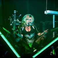 Ke$ha at the Warfield