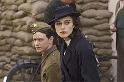 ©FOCUS FEATURES - Keira Knightley is shrewdly cast as a brittle flapper.