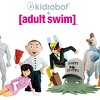 Kidrobot + Adult Swim mini figure series launches today