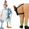 Kidrobot Releases Adult Swim Action Figures