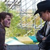 """Killer Joe"": Matthew McConaughey Is a Lurid Pleasure"
