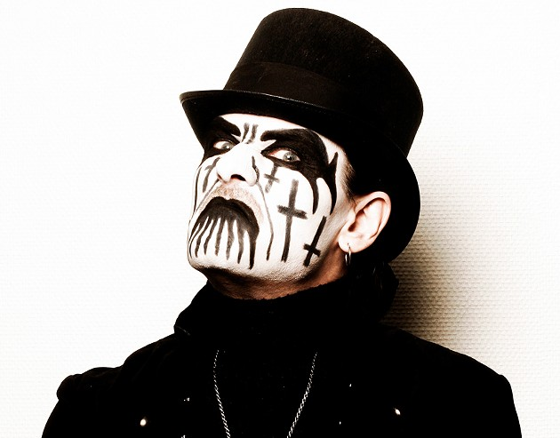 King Diamond plays The Warfield this Thursday, Sept. 30.