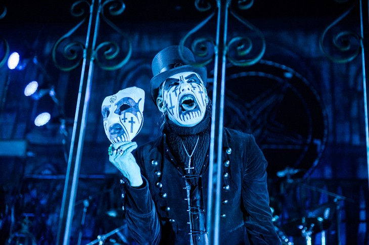 King Diamond @ The Warfield