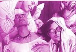 SANDRA  SCHMID - Kiss reality good night with Sleepytime Gorilla Museum.