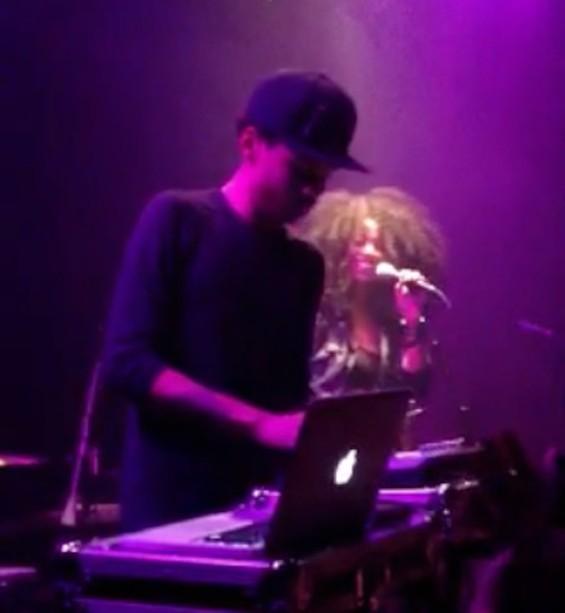 Klash and Rochelle Jordan
