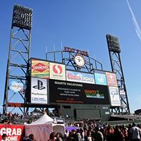 KNBR Giants FanFest @ AT&T Park