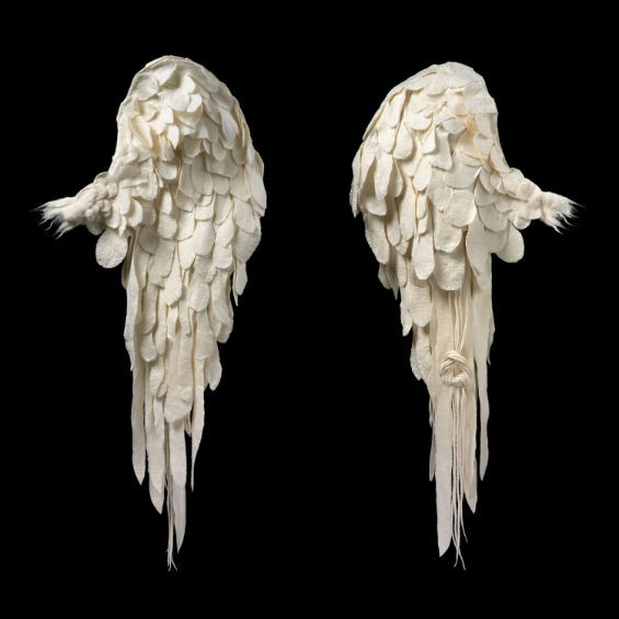 Knotted Wing - JENNE GILES