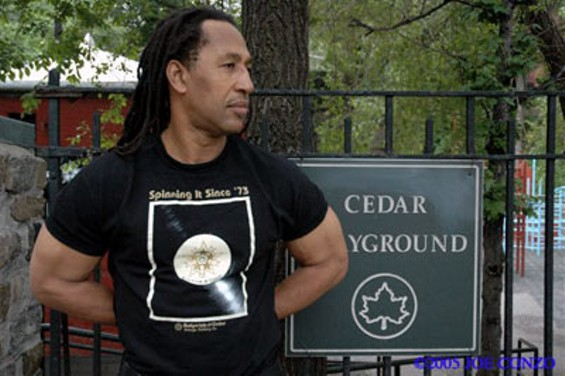 Kool Herc doesn't have health insurance, and needs to come up with a hefty deposit for surgery. - JOE CONZO