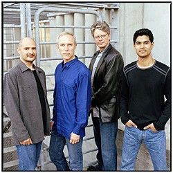 JAY BLAKESBERG - Kronos Quartet (David Harrington, second from left)
