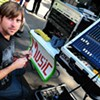 """Music Heroes: Kyle Lesley: The Locally Loved Sound Engineer Talks Occupy and How Cancer Was """"a Big, Beautiful Wake-up Call"""""""
