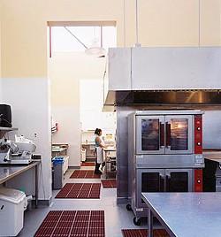 La Cocina's Commercial Kitchen Space - LA COCINA