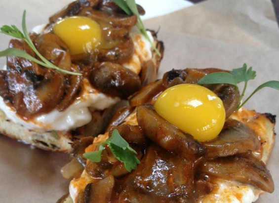 La Mar's Peruvian brunch is more exotic than the usual options. - BRAD JAPHE