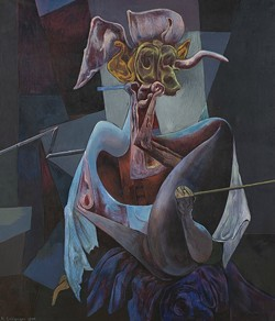 L'alchimie de la peinture - KURT SELIGMANN