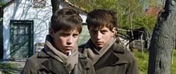 László and András Gyémánt play a survival game.