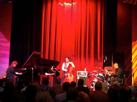 Last night at Yoshi's: Chick Corea, Stanley Clarke, Jack DeJohnette