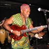 Last Night: Baba Ken and the Afro-Groove Connexion at Elbo Room