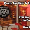 Last Night: Bunnywhiskers Closing Party at Pirate Cat Cafe & Studio