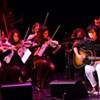 Last Night: The Dodos with Magik*Magik Orchestra at Palace of Fine Arts