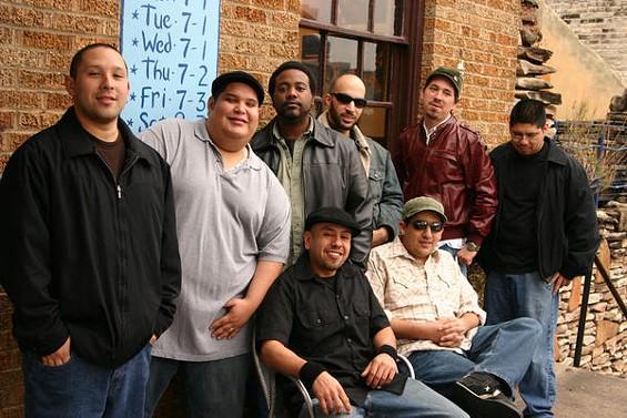 "Latin Funk-Rock Revival: Brownout - TODD ""LIMON"" WOLFSON"