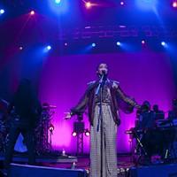Lauryn Hill & Nas in Oakland