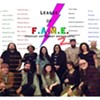 League of F.A.M.E. Crowns San Francisco's Greatest Art Enthusiasts