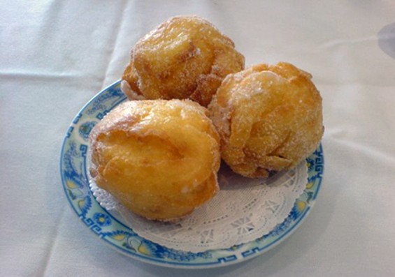 Learn Donut Savant's secret to making Chinese egg puffs on August 5. - DONUT SAVANT