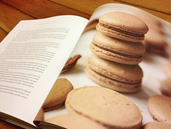 JOSH LESKAR - Learn to make Parisian macarons in Blue Bottle's cookbook.