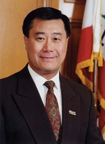 Leland Yee, who struck 'San Francisco gold'