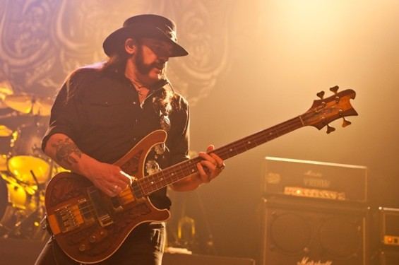 Lemmy! - RICHARD HAICK