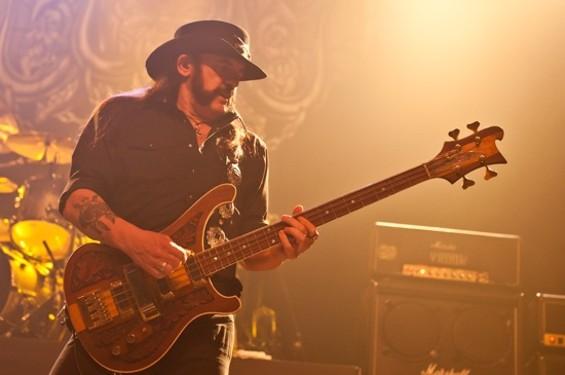 Lemmy! - RICHARD HAICK