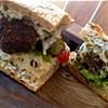 Bar Tartine's Lentil Croquette Sandwich Offers a Healthier Alternative to Falafel