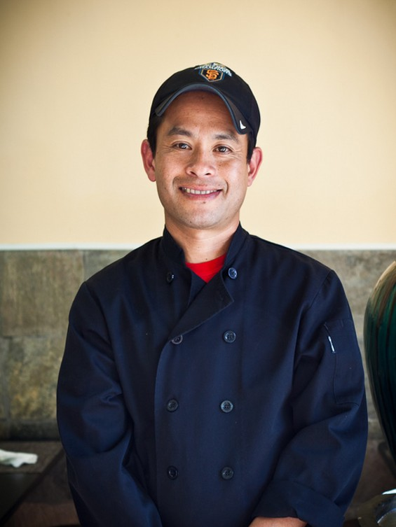Lers Ros chef-owner Tom Silargorn. - ALANNA HALE