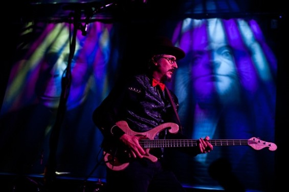 Les Claypool's Fancy Brigade - RICHARD HAICK