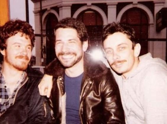 Lester Temple, Alan Mambers, Steve Fabus