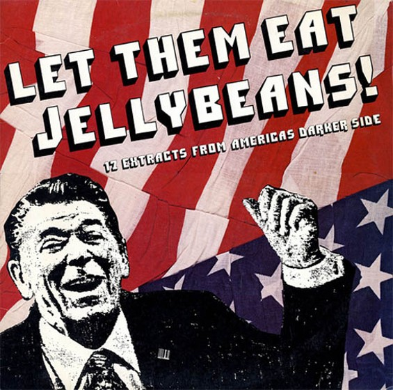 Let Them Eat Jellybeans , 1981 - WINSTON SMITH