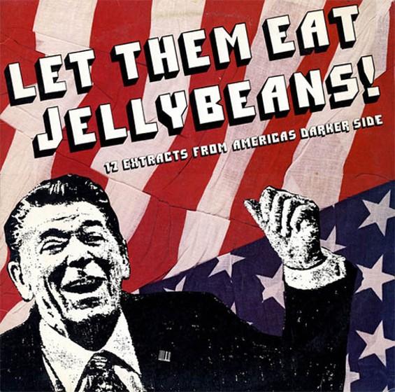 Let Them Eat Jellybeans , 1981 - WINSTON SMITH