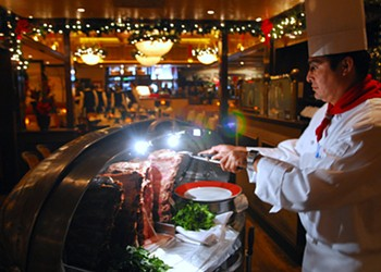 House of Prime Rib: A Festival of Meat