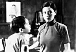 "WU  YONGGANG - Li Keng and the ""Chinese Greta Garbo,"" - Ruan Lingyu, in Shennü."