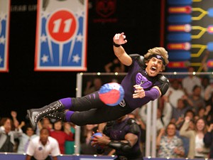 Life is a never-ending dodgeball game
